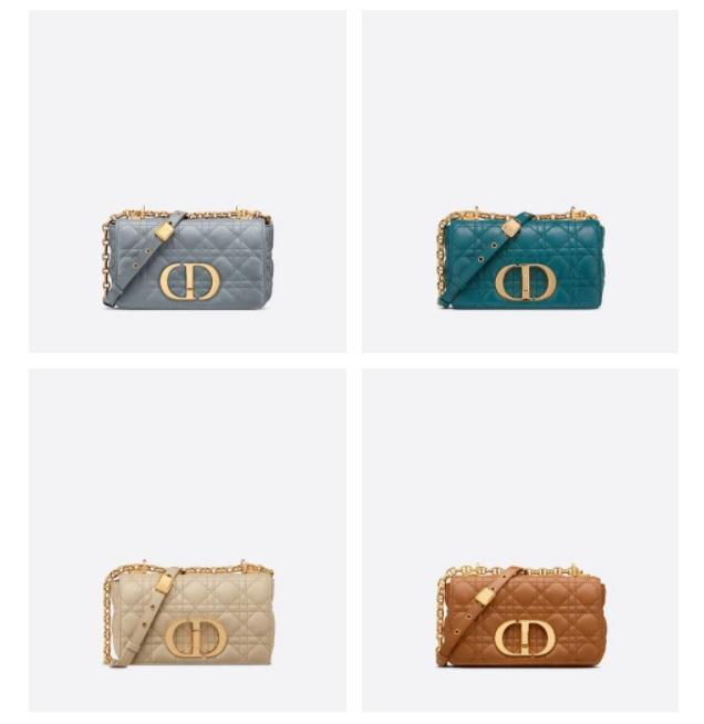 nuevo bolso dior caro