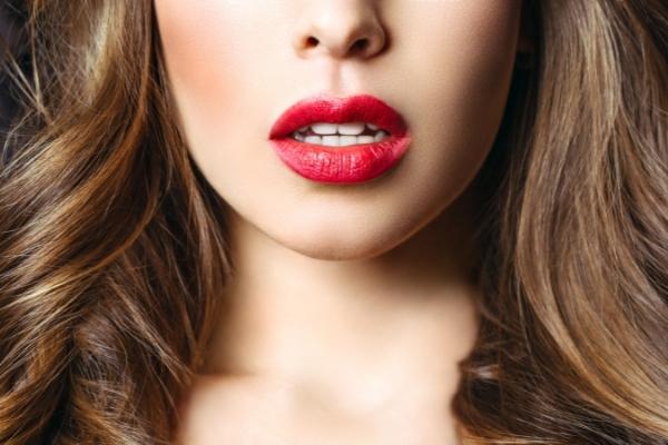 volumen de los labios